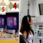 TVs at gas stations and supermarket checkouts!