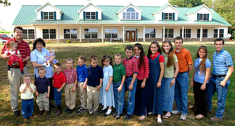 duggar family 18 kids