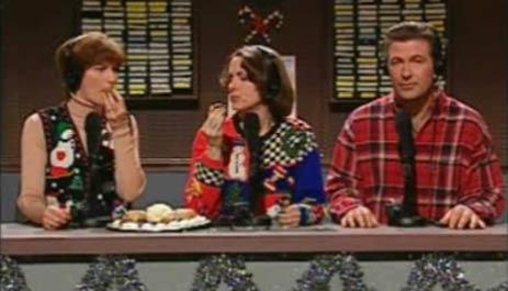 Schweddy Balls Saturday Night Live