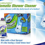 Scrubbing Bubbles Automatic Shower Cleaner!