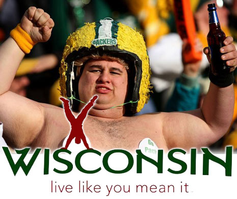 wisconsin live it like you mean it