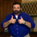 God, for killing Billy Mays!