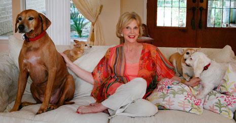 Sonya Fitzpatrick fake pet psychic