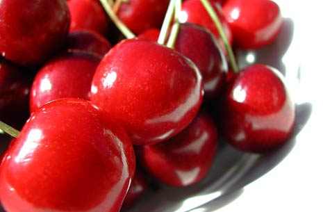 I hate cherries