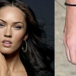 Megan Fox, her empty head and her disgusting toe thumbs!
