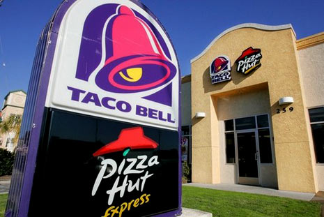 cobination pizza hut and taco bell