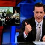 Stephen Colbert!