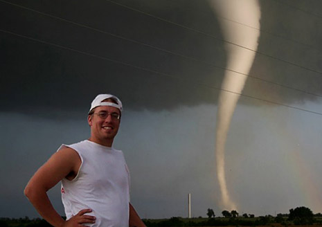 storm chaser dork