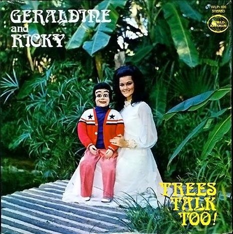 Geraldine and Ricky album
