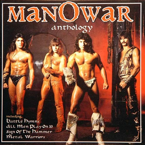 manowar anthology