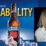 Bud Light drinkabilty!