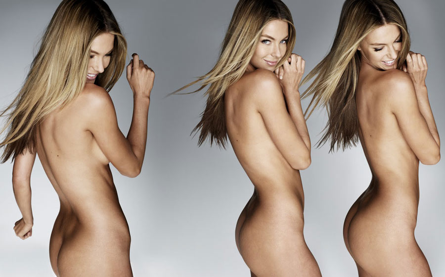 I mean, take a look at these photos of Jennifer Hawkins naked and tell me if ...