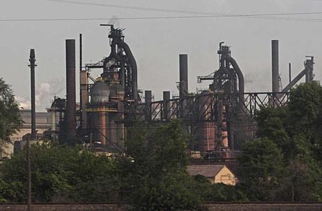 shitty Indiana factory