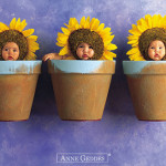 Anne Geddes and any photo of a giant man holding a baby!