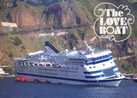 cruise shipping sinking