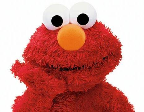I hate Elmo