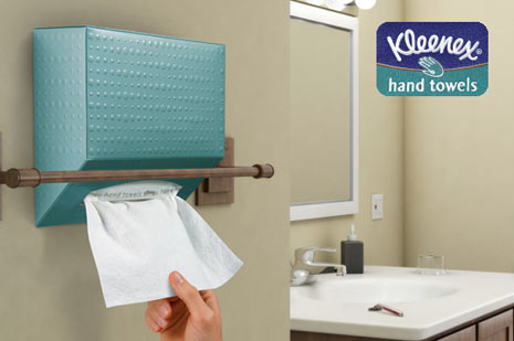kleenex disposable hand towels - Disposable Hand Towels