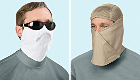 sun protection face cover