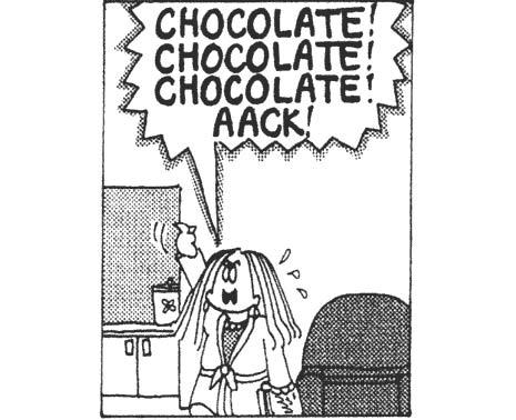 cathy comic strip ending