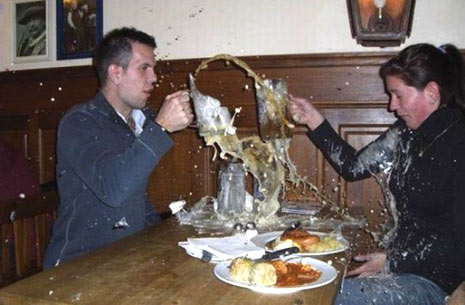 drinking beer cheers fail