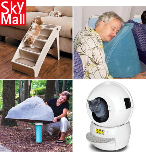 SkyMall rules Sky Mall Magazine