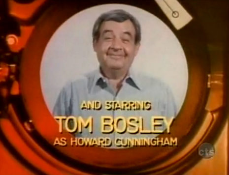 Tom Bosley happy days death