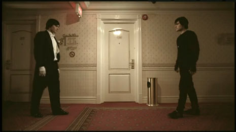 jared leto, 30 seconds to mars, the kill video, the shining