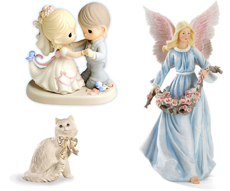 rare precious moments figurines very rare