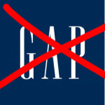 The new Gap logo!