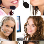Stock photos of customer service operators!