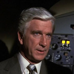 That humorless God, for killing Leslie Nielsen!