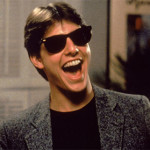 Tom Cruise… for being awesome!