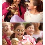 American Girl dolls!