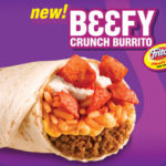 Taco Bell's Beefy Crunch Burrito!