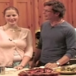 Rick Bayless, his daughter Lanie and their creepy flirting with each other!