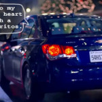 Chevy Cruze and its talking Facebook feature!